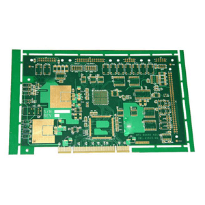 6 Layer PCB with gold finger