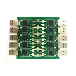 Custom 1oz Copper Thickness 2 Layer PCB
