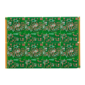 Customized 4-layer PCB with Gold Finger
