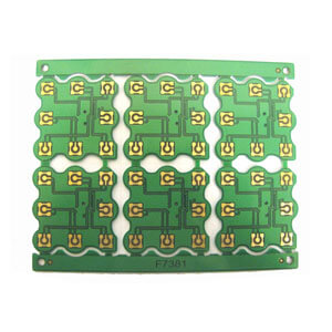 Customized High-Density HDI FR4 High-TG PCB
