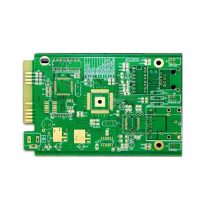 Electronic FR4 Gold Finger 6 Layers PCB Manufacturer