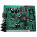 High Quality FR4 double-sided mixed PCB assembly