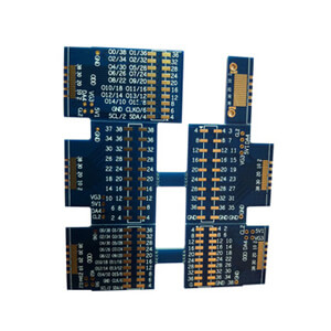 OEM 3 Layers PCB 1oz Copper Thickness PCB