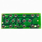 SMT mixed control board FR4 OEM PCB assembly