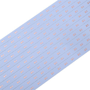 Single-Sided LED SMD Aluminum 5730 PCB LED