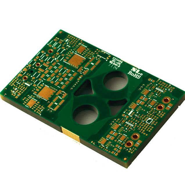 Communication heavy copper PCB