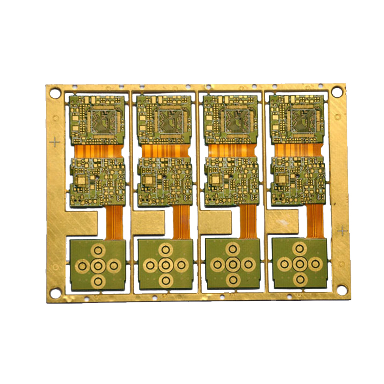 High Quality Multilayer flexible heavy copper pcb